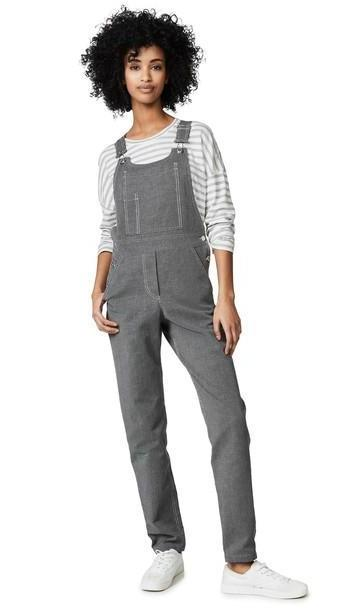 A.P.C. A.P.C. Charlie Overalls in noir cover image