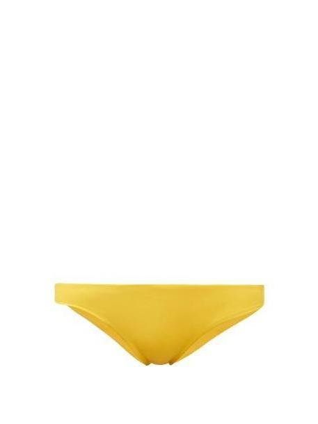 7b8ebb2c4f Jade Swim - Lure Low Rise Bikini Briefs - Womens - Yellow cover image