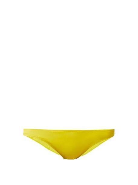 Bower - Base Bikini Briefs - Womens - Yellow cover image