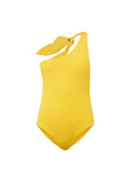 Cossie + Co Cossie + Co - The Christie Swimsuit - Womens - Dark Yellow cover image