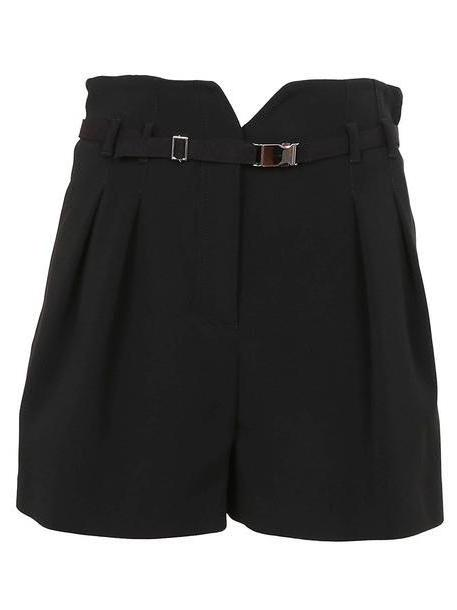 RED Valentino Valentino Red Pleated Detail Shorts cover image