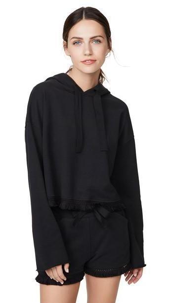 ALALA Tropez Hoodie in black cover image
