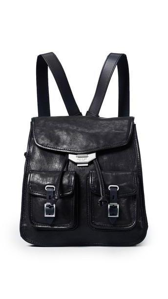 Rag & Bone Small Field Backpack in black cover image