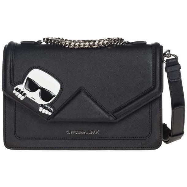 Karl Lagerfeld Handbag Shopping Bag Purse Tote K/ikonik in nero cover image