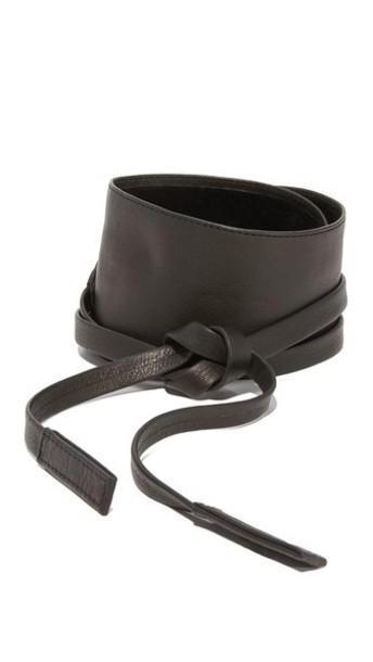 B-Low The Belt Baby Archer Waist Belt in black cover image