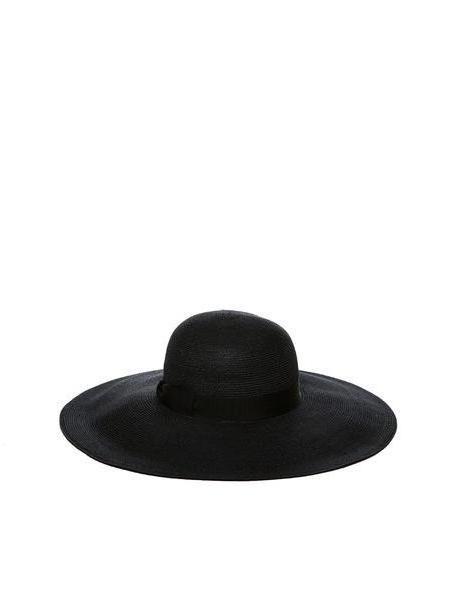 Borsalino Wide-brim Hat in nero cover image