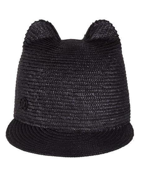 Maison Michel Hat in black cover image